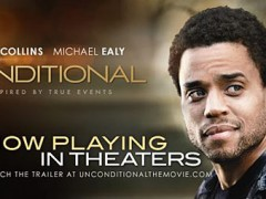 """Unconditional"" the movie now in theaters!"