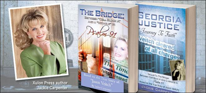 Xulon Press Successful Author Spotlight Jackie Carpenter
