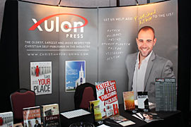 Xulon Press booth
