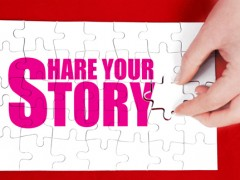 Afraid to write your story? You are not alone.