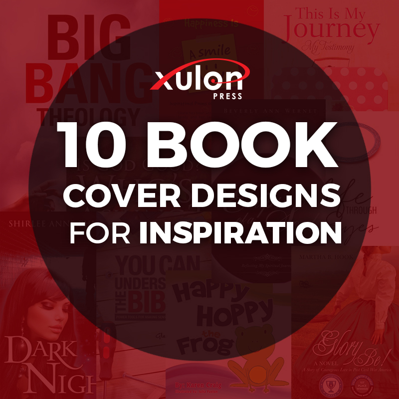 10 Book Cover Designs for Inspiration
