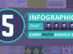 5 Infographics That Every Writer Should See