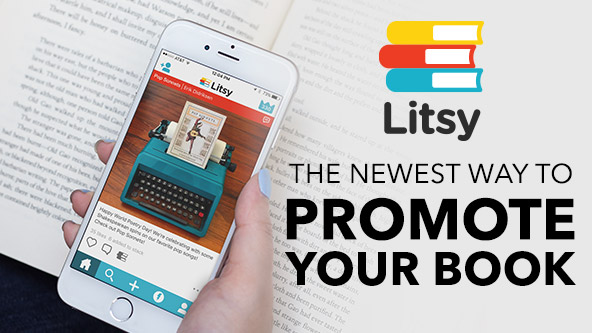 The Newest App for Readers and Authors: The Litsy App!