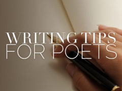Writing Tips for Poets