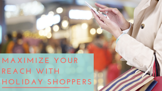 Marketing your book to maximize reach with holiday shoppers